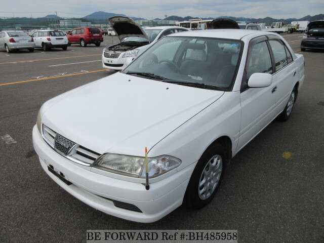 Used 2001 TOYOTA CARINA BH485958 for Sale