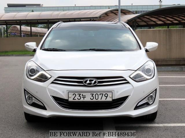 Used 2013 HYUNDAI I40 BH489436 for Sale