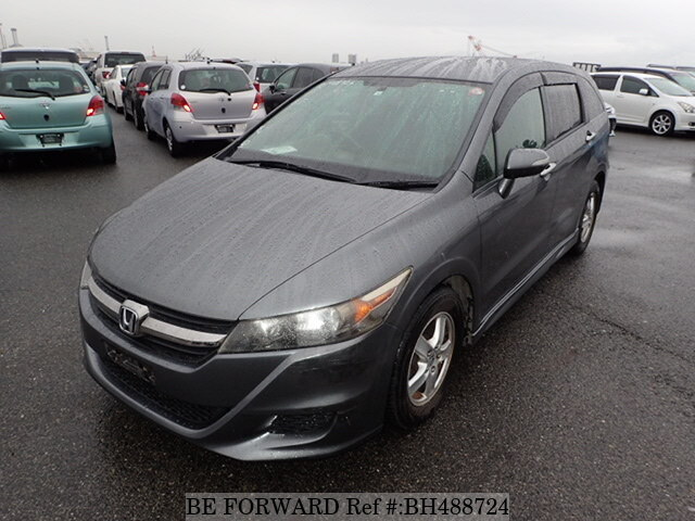 Used 2010 HONDA STREAM BH488724 for Sale