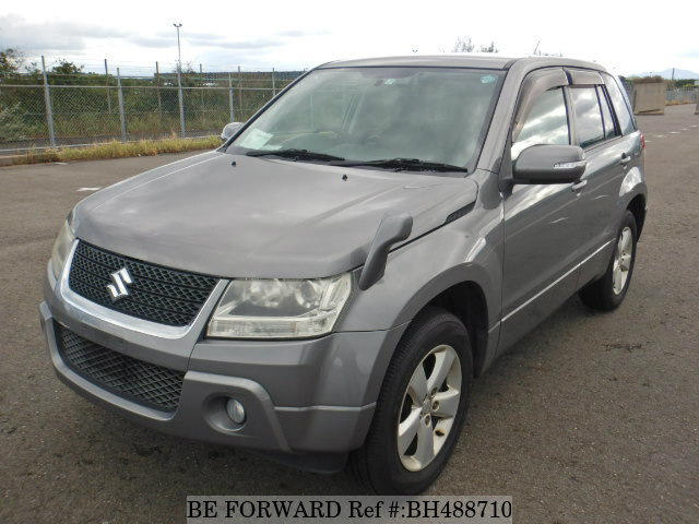 Used 2009 SUZUKI ESCUDO BH488710 for Sale