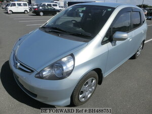 Used 2008 HONDA FIT BH488751 for Sale
