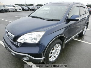 Used 2007 HONDA CR-V BH488756 for Sale