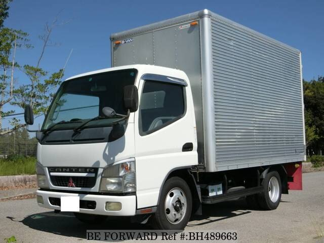 Used 2006 MITSUBISHI CANTER BH489663 for Sale