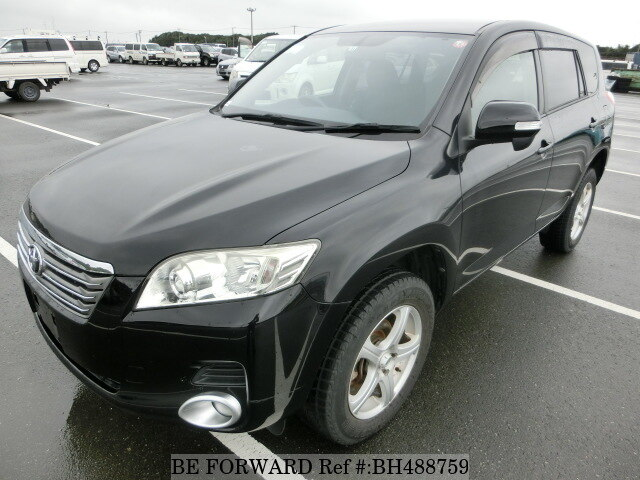 Used 2008 TOYOTA VANGUARD BH488759 for Sale