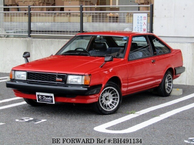Used 1983 TOYOTA CARINA BH491134 for Sale