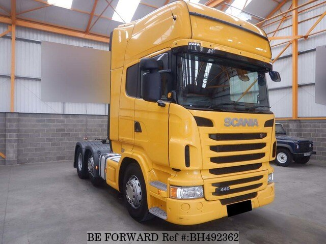 Used 2012 SCANIA R SERIES BH492362 for Sale