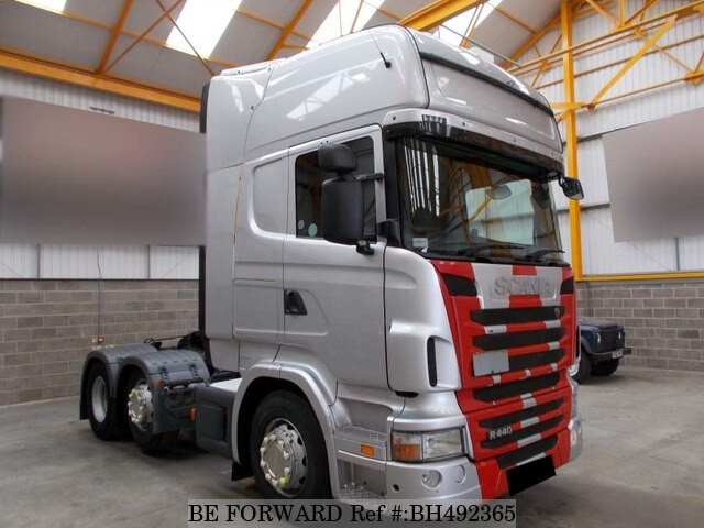 Used 2012 SCANIA R SERIES BH492365 for Sale