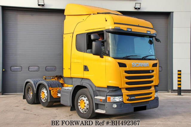 Used 2014 SCANIA R SERIES BH492367 for Sale