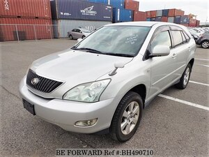 Used 2004 TOYOTA HARRIER BH490710 for Sale