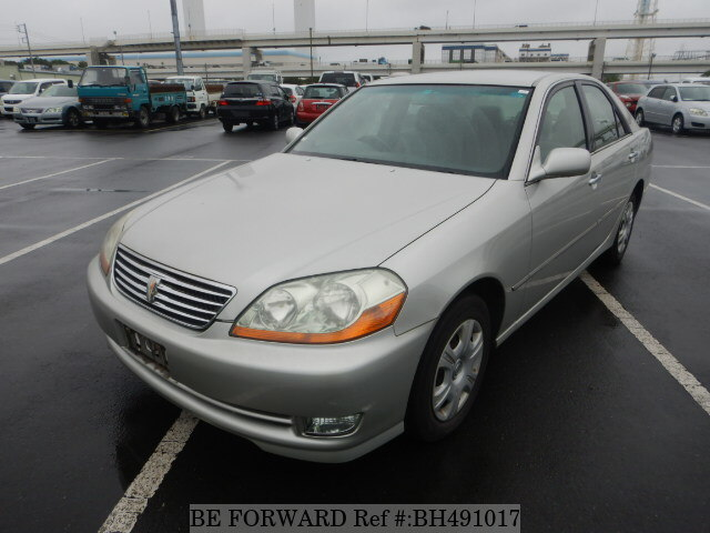 Used 2003 TOYOTA MARK II BH491017 for Sale