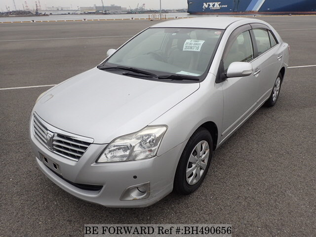 Used 2010 TOYOTA PREMIO BH490656 for Sale