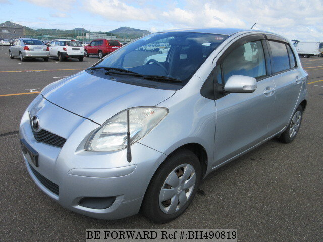 Used 2008 TOYOTA VITZ BH490819 for Sale