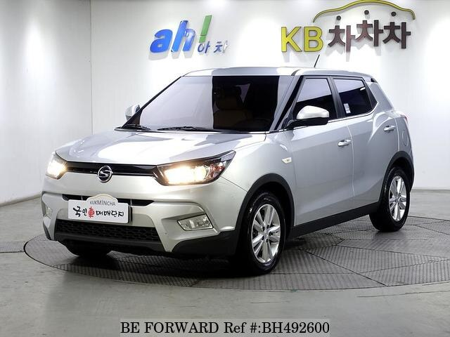 Used 2016 SSANGYONG TIVOLI BH492600 for Sale