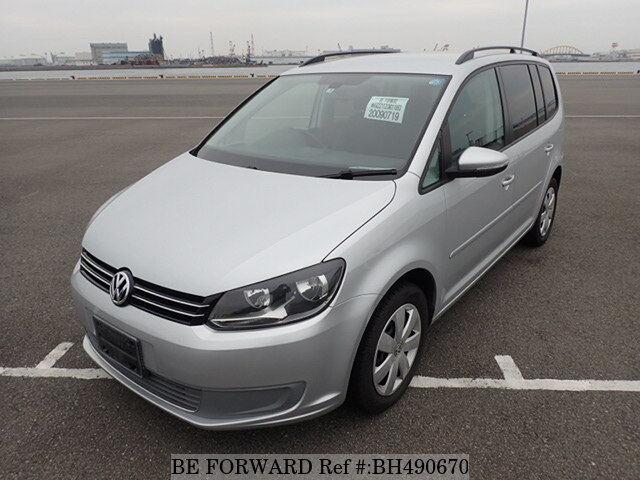 Used 2011 VOLKSWAGEN GOLF TOURAN BH490670 for Sale