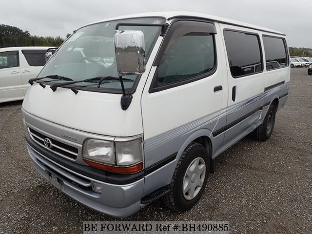 Used 2000 TOYOTA HIACE VAN BH490885 for Sale