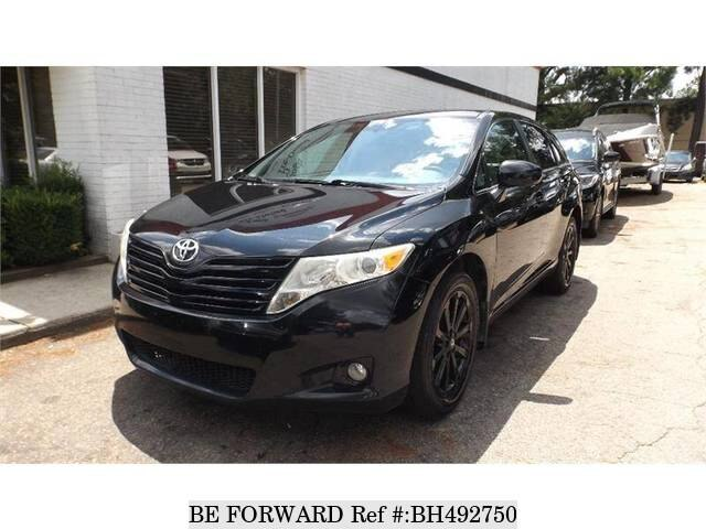 Used 2012 TOYOTA VENZA BH492750 for Sale