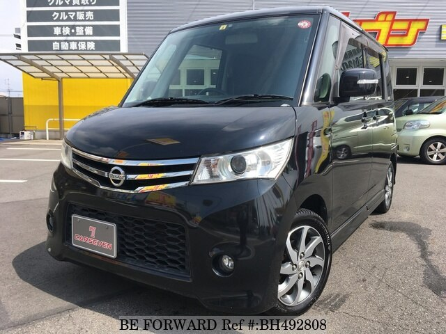 Used 2012 NISSAN ROOX BH492808 for Sale