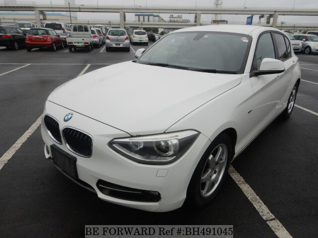 Used 2011 BMW 1 SERIES BH491045 for Sale