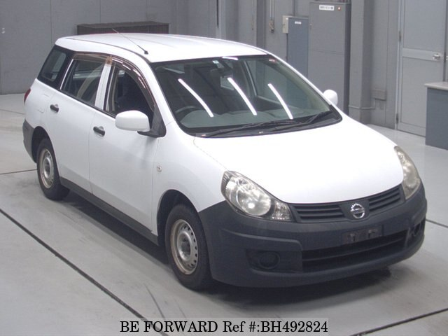 Used 2012 NISSAN AD VAN BH492824 for Sale