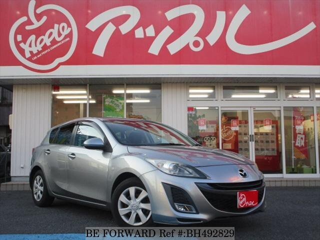 Used 2010 MAZDA AXELA SPORT BH492829 for Sale