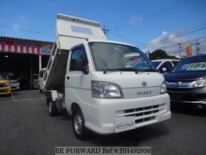 Used 2009 DAIHATSU HIJET TRUCK BH492836 for Sale