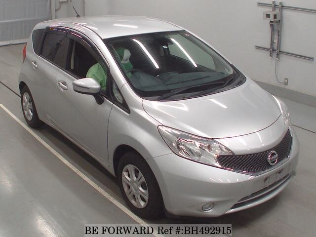 Used 2015 NISSAN NOTE BH492915 for Sale