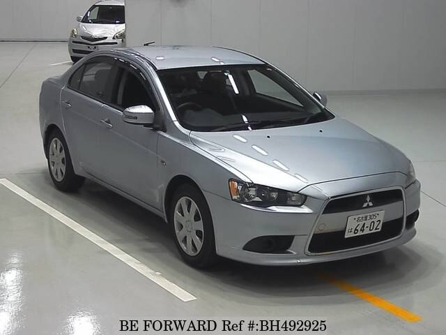 Used 2014 MITSUBISHI GALANT FORTIS BH492925 for Sale