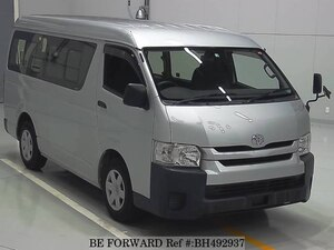 Used 2014 TOYOTA HIACE WAGON BH492937 for Sale