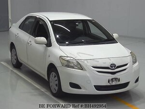 Used 2007 TOYOTA BELTA BH492954 for Sale