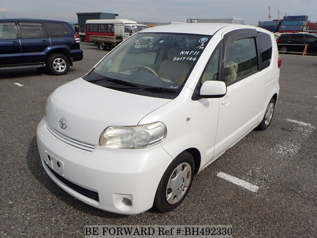 Used 2007 TOYOTA PORTE BH492330 for Sale