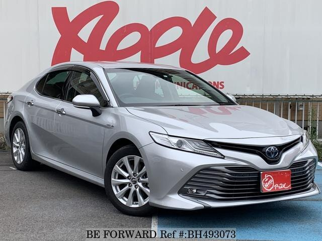 Used 2019 TOYOTA CAMRY BH493073 for Sale