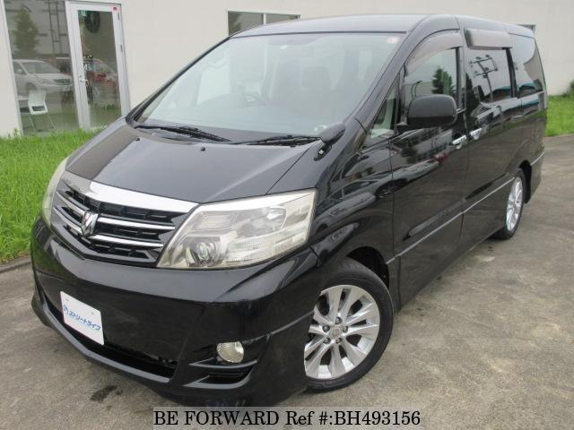 Used 2005 TOYOTA ALPHARD BH493156 for Sale