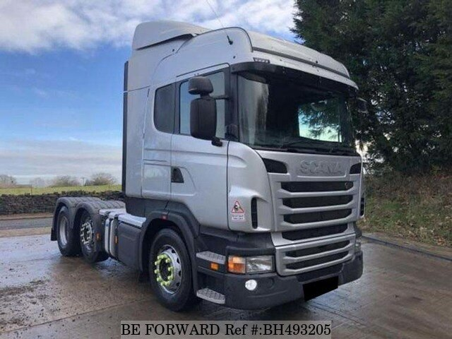 Used 2013 SCANIA R SERIES BH493205 for Sale