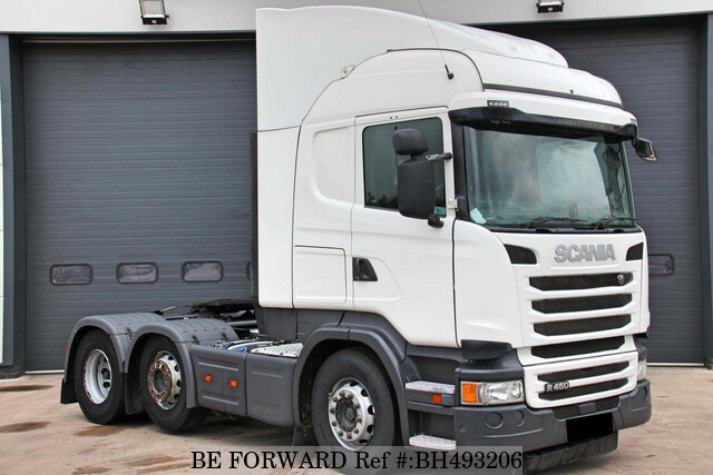 Used 2015 SCANIA R SERIES BH493206 for Sale