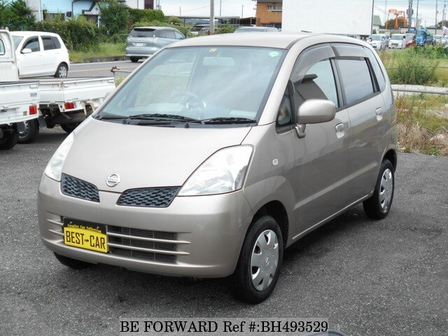 Used 2005 NISSAN MOCO BH493529 for Sale
