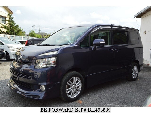 Used 2009 TOYOTA VOXY BH493539 for Sale