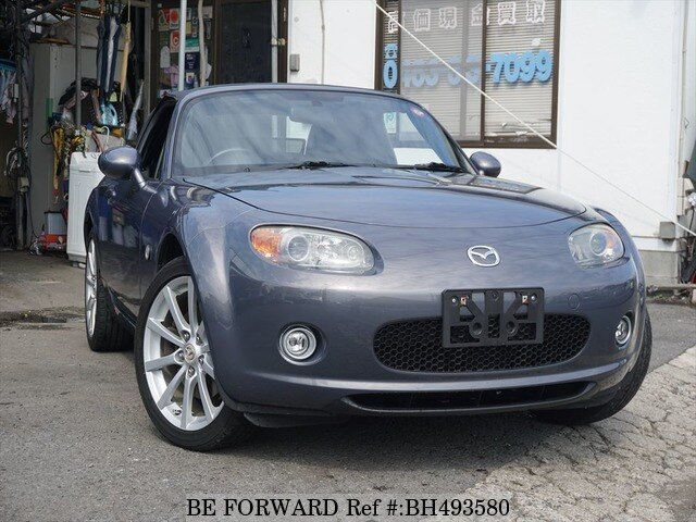 Used 2005 MAZDA ROADSTER BH493580 for Sale