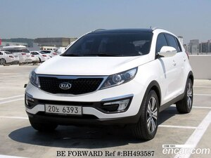 Used 2014 KIA SPORTAGE BH493587 for Sale