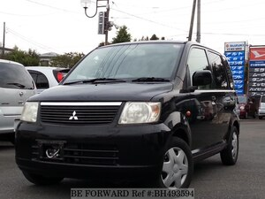 Used 2006 MITSUBISHI EK WAGON BH493594 for Sale