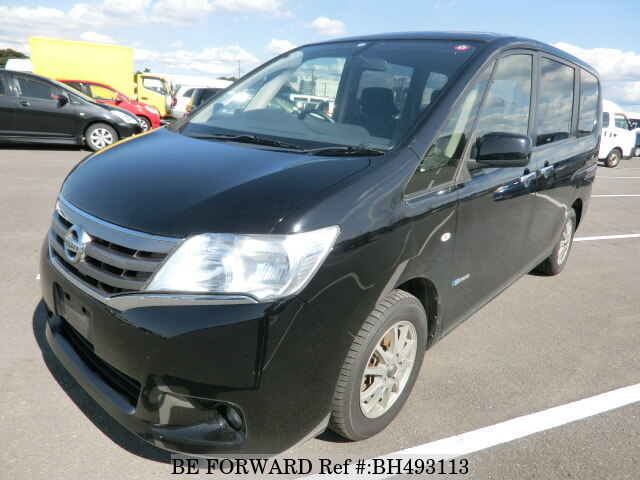 Used 2012 NISSAN SERENA BH493113 for Sale