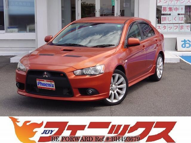 Used 2010 MITSUBISHI GALANT FORTIS BH493679 for Sale