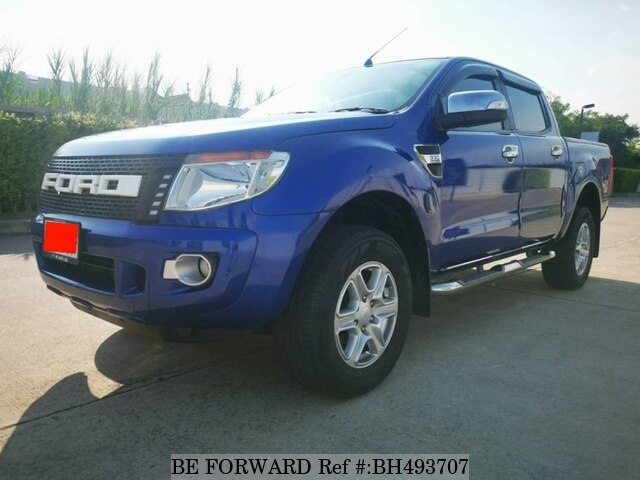 Used 2015 FORD RANGER BH493707 for Sale