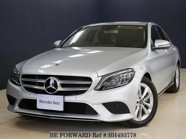 Used 2019 MERCEDES-BENZ C-CLASS BH493778 for Sale
