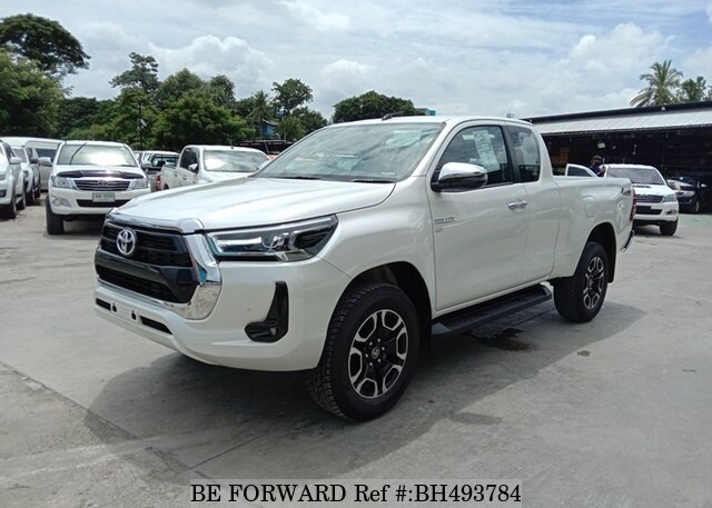 Used 2020 TOYOTA HILUX BH493784 for Sale