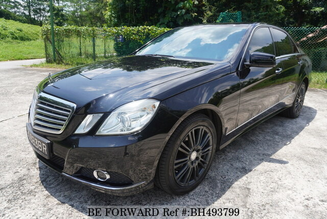 Used 2010 MERCEDES-BENZ E-CLASS BH493799 for Sale