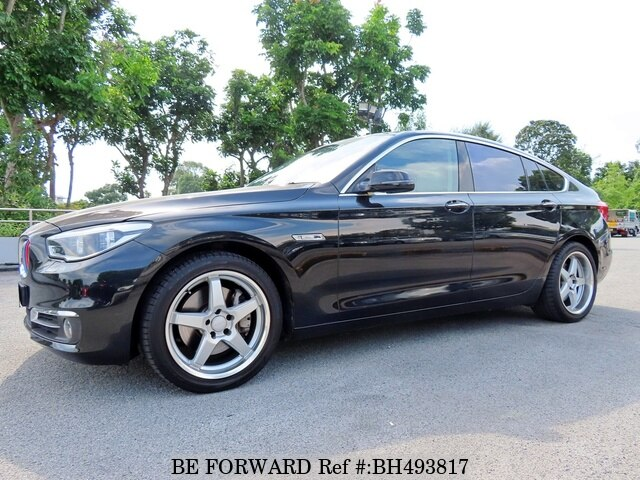 Used 2013 BMW 5 SERIES BH493817 for Sale