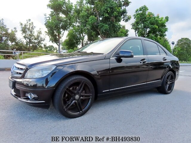 Used 2010 MERCEDES-BENZ C-CLASS BH493830 for Sale