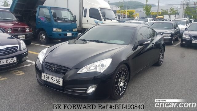Used 2009 HYUNDAI GENESIS BH493843 for Sale