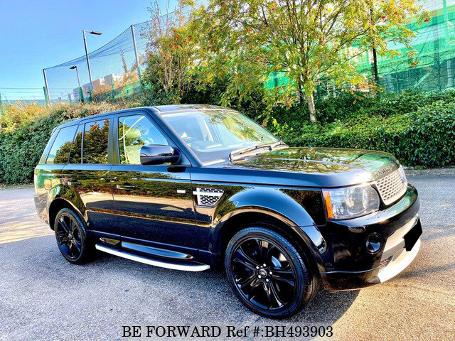 Used 2012 LAND ROVER RANGE ROVER SPORT BH493903 for Sale