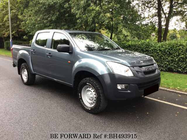 Used 2015 ISUZU D-MAX BH493915 for Sale